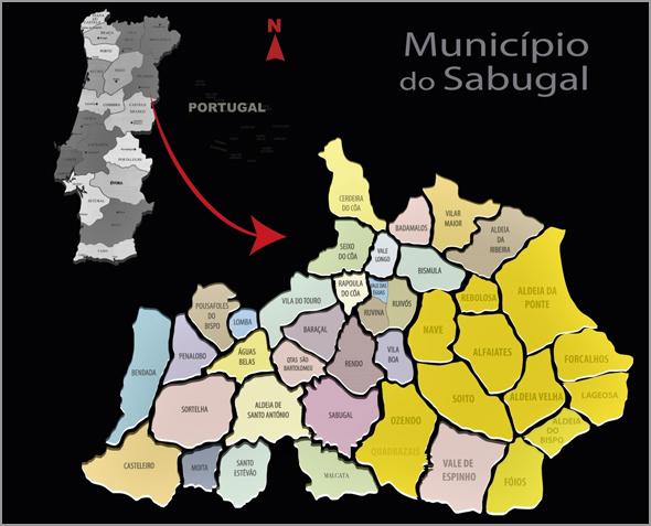Concelho do Sabugal - Capeia Arraiana