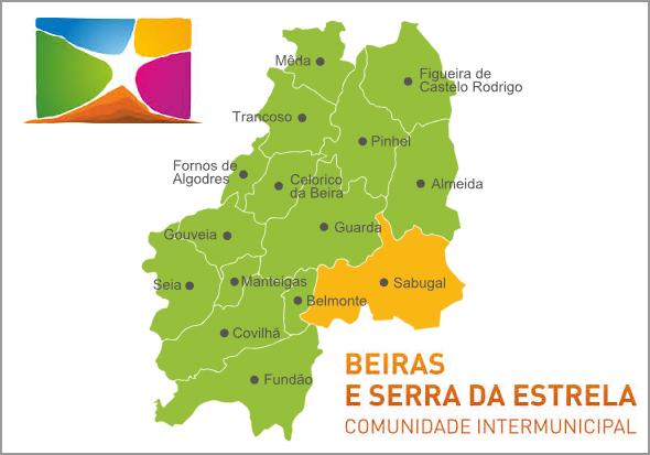 CIMBSE - Comunidade InterMunicipal das Beiras e Serra da Estrela - Capeia Arraiana