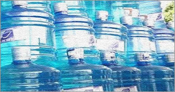 Dispensadores de água - Capeia Arraiana