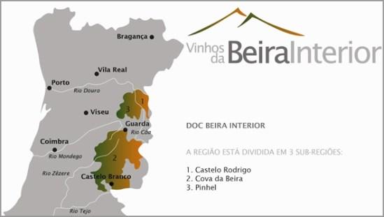 CVRBI - Comissão Vitivinícola da Região da Beira Interior - Guarda - Capeia Arraiana