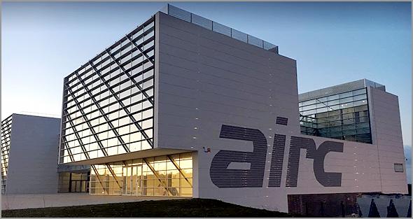 Instalações da AIRC no Parque Industrial de Taveiro - Capeia Arraiana