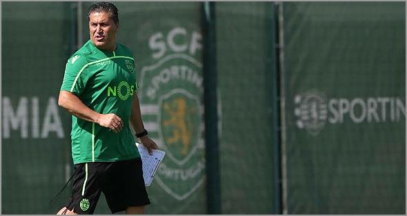 José Peseiro é o novo treinador do Sporting Clube de Portugal - Capeia Arraiana