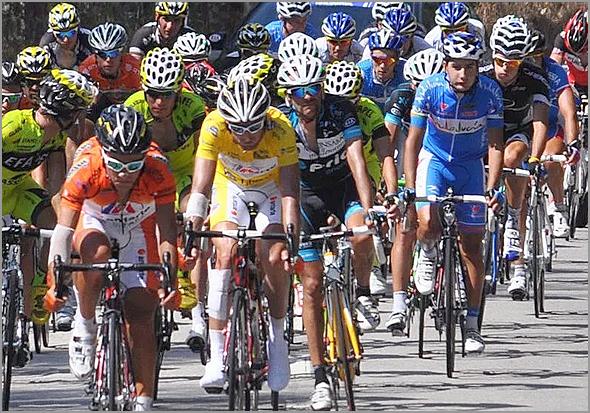 Volta a Portugal em Bicicleta - Capeia Arraiana