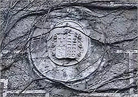 Brasão em Santo Amaro - Casteleiro - Capeia Arraiana