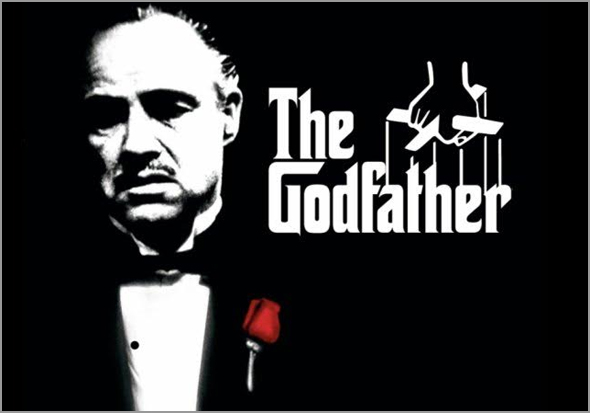 The Godfather (O Padrinho). Filme mítico realizado por Francis Ford Coppola - Capeia Arraiana