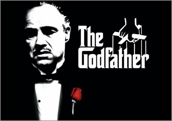 The Godfather (O Padrinho). Filme mítico realizado por Francis Ford Coppola - Capeia Arraiana