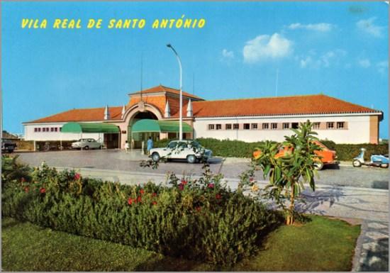 Posto Fronteiriço de Vila Real de Santo António - Capeia Arraiana