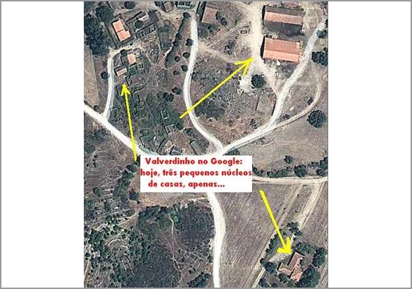 Quinta de Valverdinho no Google - Capeia Arraiana