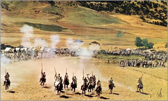 Guerreiros berberes