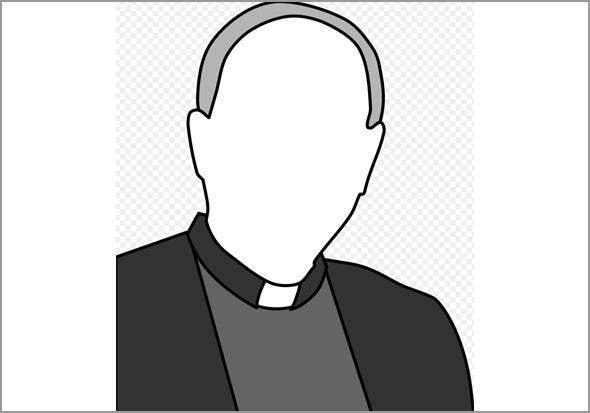 A despedida do Padre Jorge Colaço