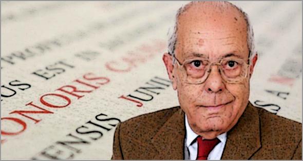 Em Lisboa celebram-se os 80 anos que o filósofo, historiador e escritor   Pinharanda Gomes faria a 7 de Outubro