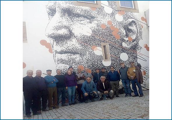 Antigos funcionários do Banco Pinto e Sotto Mayor do Fundão e Covilhã