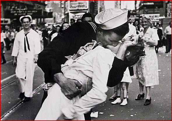 No dia em que acabou a II Guerra Mundial