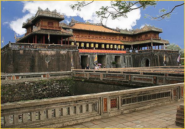 Cidadela imperial de Hué
