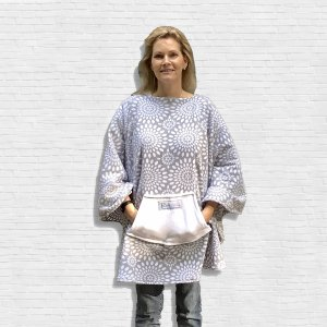 Hospital Gift Women's Poncho Cape