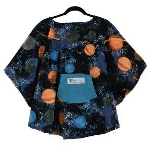 Hospital Gift Child's Fleece Poncho Cape