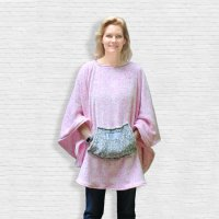 Hospital Gift Warm Poncho Cape