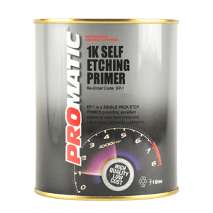 PROMATIC-1K SELF ETCHING PRIMER (GREY) 1LT