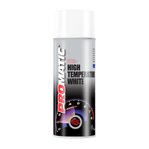 PROMATIC WHITE HIGH TEMPERATURE AEROSOL (400ML)