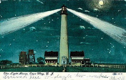 Image result for South Cape May postcard