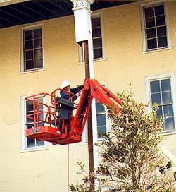 pole-work