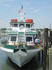 whalewatcherfrontofboat