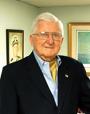 Former mayor Frank Gauvry