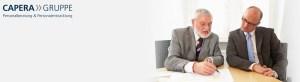 Harald von Daak im Gespräch mit Kunden