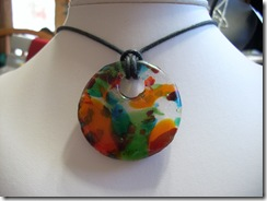 New Cast Glass Jewelry (2/6)