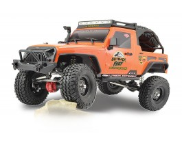 FTX Crawler Outback Fury Xtreme 4WD 1/10