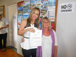 Cindy Epstein ESL Teacher at Cape Studies Language School in Cape Town Photo 12