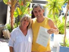 Cindy Epstein ESL Teacher at Cape Studies Language School in Cape Town Photo 6