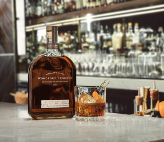 Woodford Reserve Bar Scene Old Fashioned