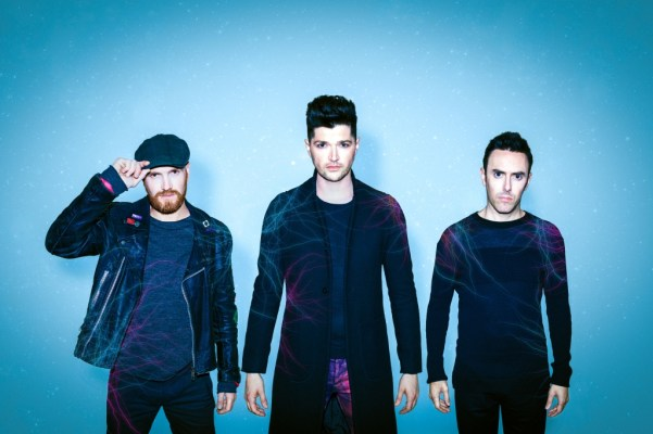 The Script (Image: Supplied)