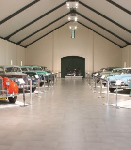 Franschhoek Motor Museum (Image: Supplied)