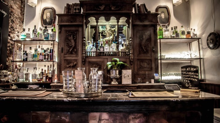 The Gin Bar (Image: Supplied)