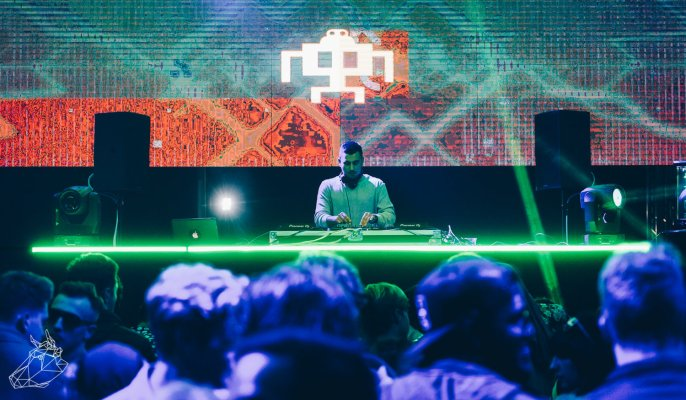 Spilt Milk Techno Festival (Image: Supplied)