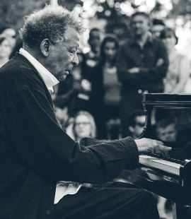 Abdullah Ibrahim (Image: Supplied)