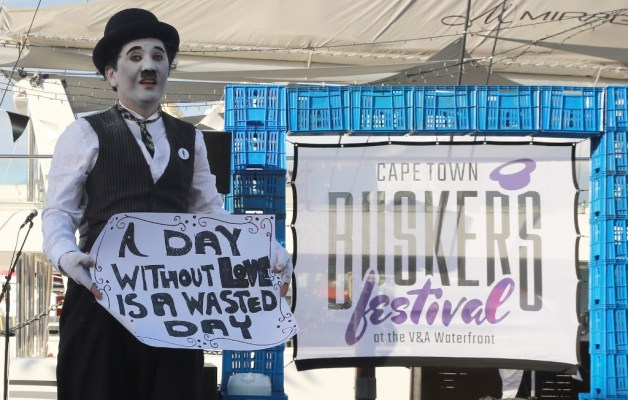 Buskers Festival (Image: Supplied)