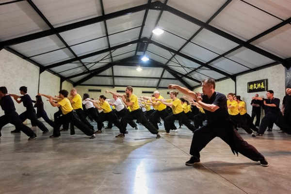 Chinese Martial Arts and Health Centre (Image: Supplied)