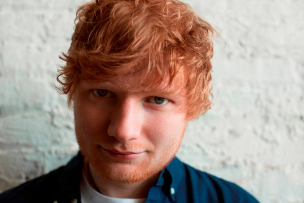 Ed Sheeran (Image: Supplied)
