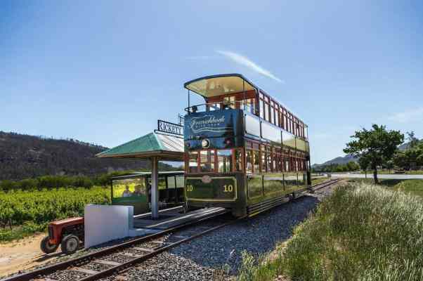 Franschhoek Wine Tram (Image: Supplied)