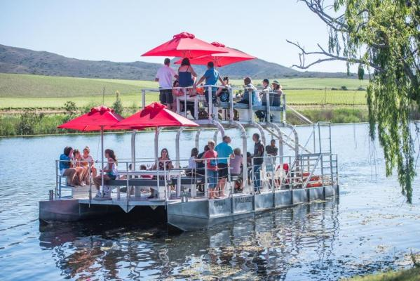 Wine on the River (Image: Robertson Wine Valley)