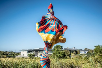 Norval Foundation Scultupre Garden (Image: Supplied)