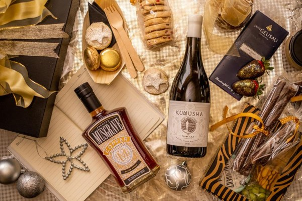 Vula Afrika Luxury Gift Box (Image: Supplied)