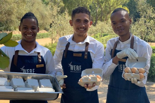 Boschendal Pebbles Project (Image: Supplied)