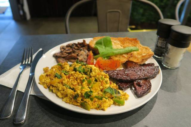 cape town vegan restaurants eateries hungry herbivore