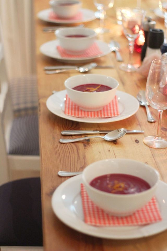 Chilled Beetroot Soup 2