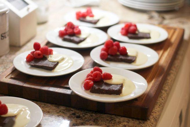 Raw Brownies 1