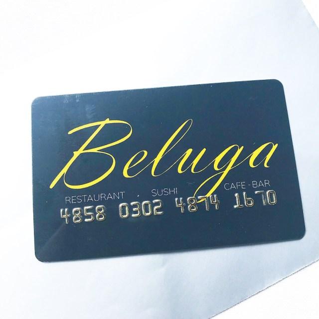 beluga restaurant cape town vegan